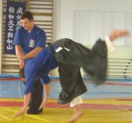 Ukemi -  forme de cadere specifice Aikijutsu